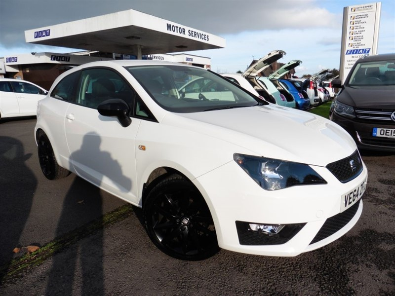 used SEAT Ibiza TSI FR in chepstow-wyvern