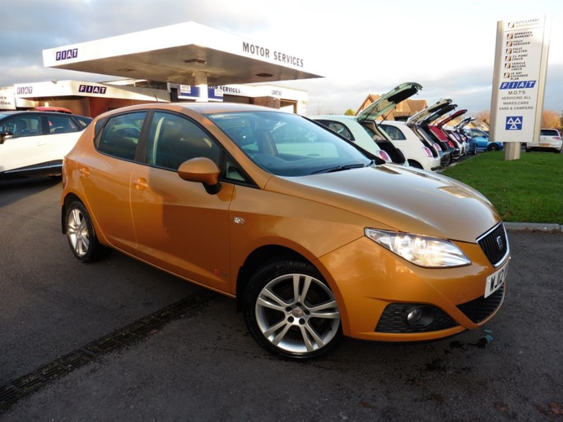 used SEAT Ibiza SE COPA in chepstow-wyvern