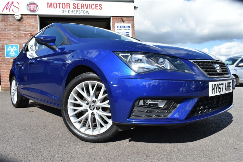 used SEAT Leon TSI SE DYNAMIC TECHNOLOGY in chepstow