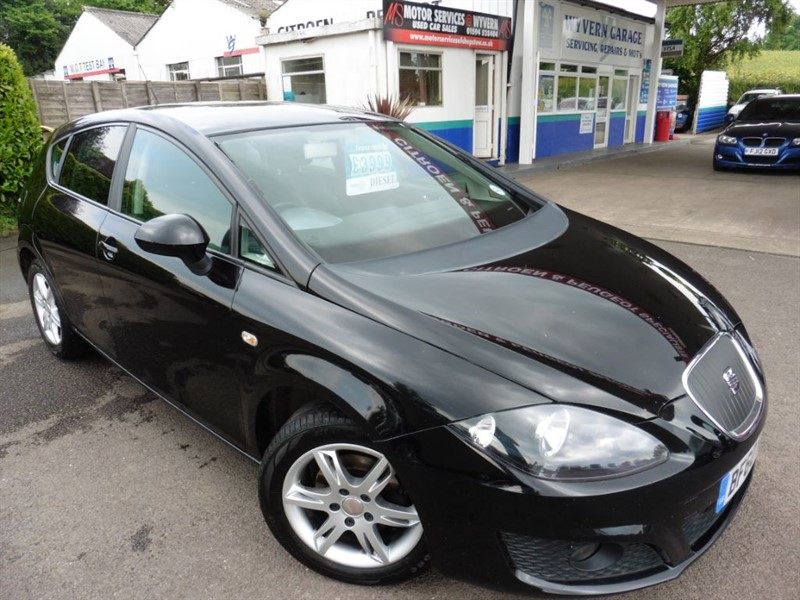 used SEAT Leon CR TDI ECOMOTIVE SE in chepstow-wyvern