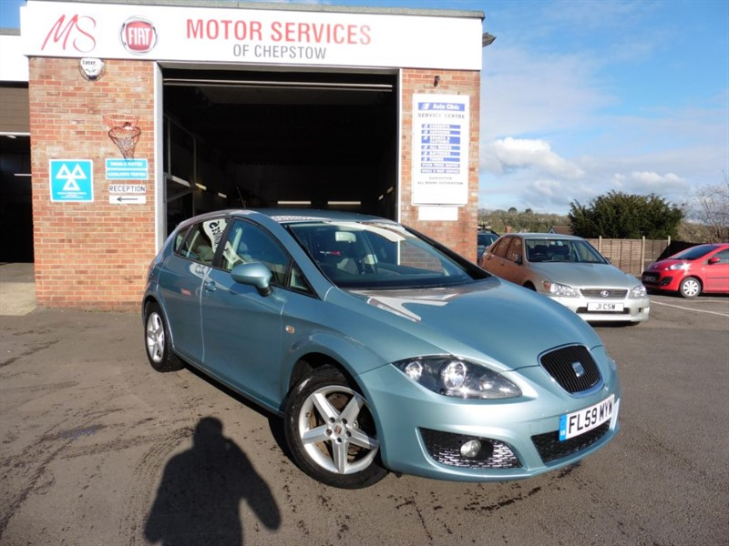 used SEAT Leon S EMOCION TDI in chepstow-wyvern