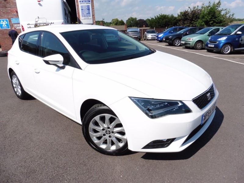 used SEAT Leon TSI SE TECHNOLOGY in chepstow-wyvern