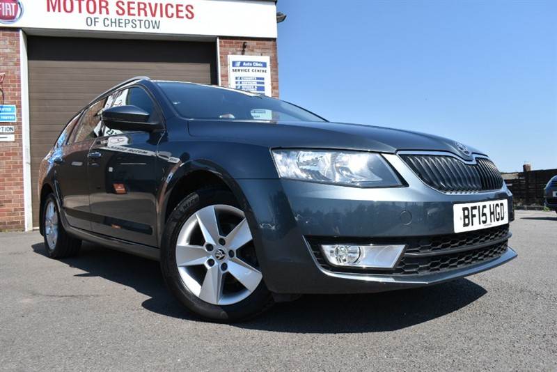 used Skoda Octavia SE BUSINESS TDI CR in chepstow