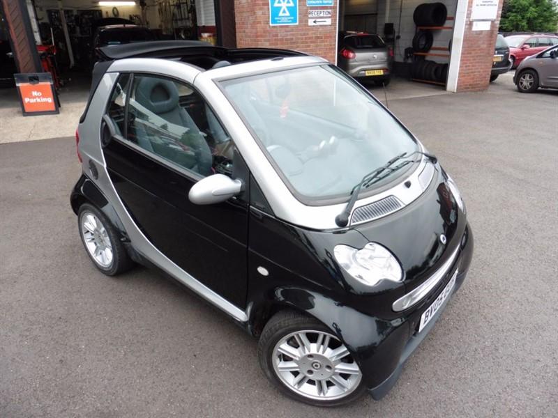 used Smart Car  CITY PASSION SOFTOUCH in chepstow-wyvern