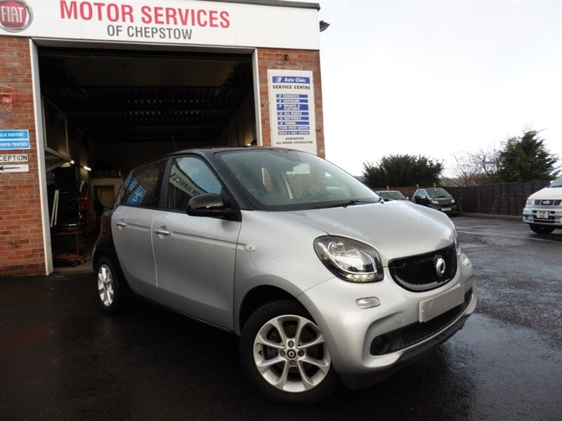 used Smart Car Forfour PASSION in chepstow-wyvern