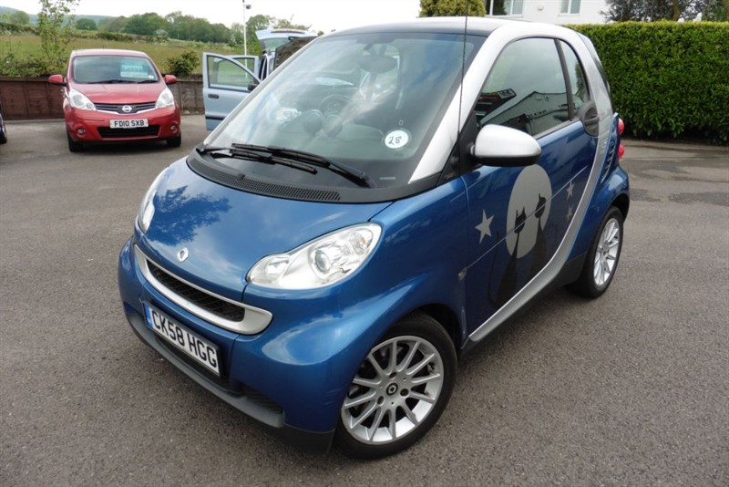 used Smart Car Fortwo Coupe PASSION MHD in chepstow-wyvern