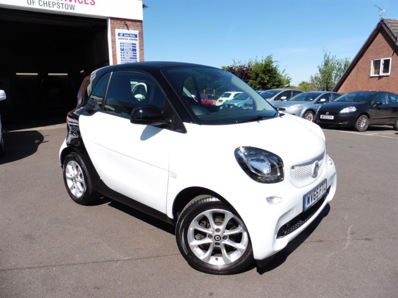 used Smart Car Fortwo Coupe PASSION in chepstow-wyvern