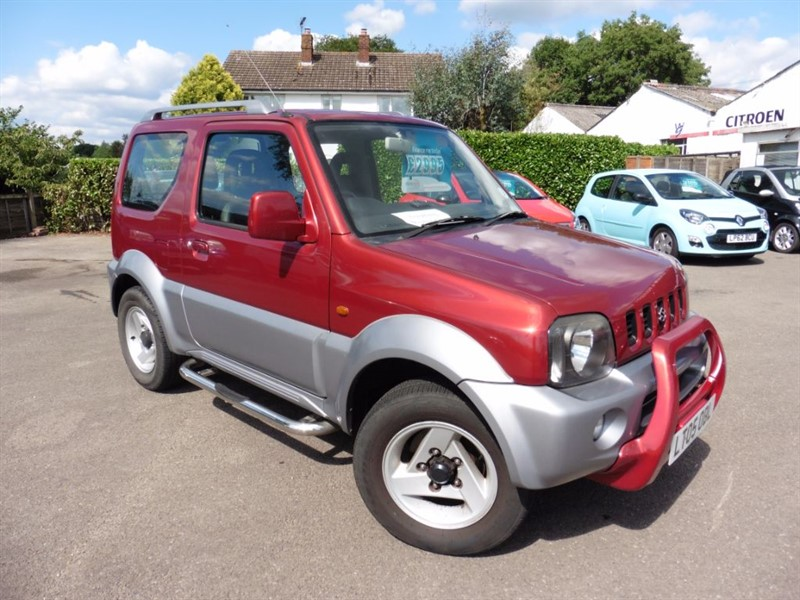 Suzuki Jimny for sale