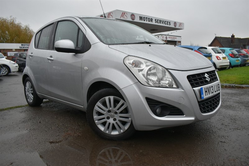 used Suzuki Splash SZ4 in chepstow-wyvern