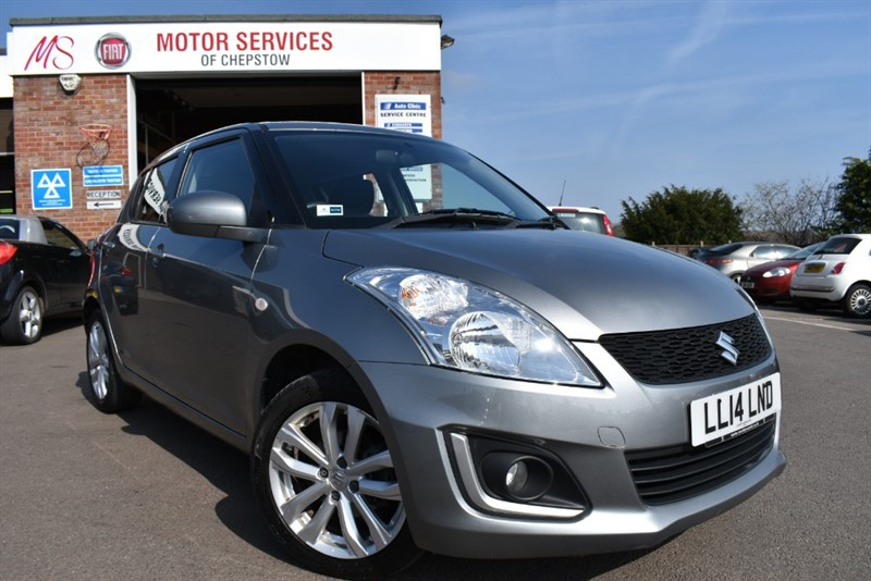 used Suzuki Swift SZ3 in chepstow-wyvern