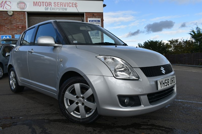used Suzuki Swift GLX in chepstow-wyvern