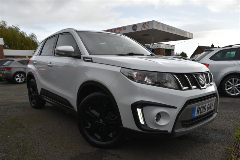 used Suzuki Vitara S BOOSTERJET ALLGRIP in chepstow-wyvern