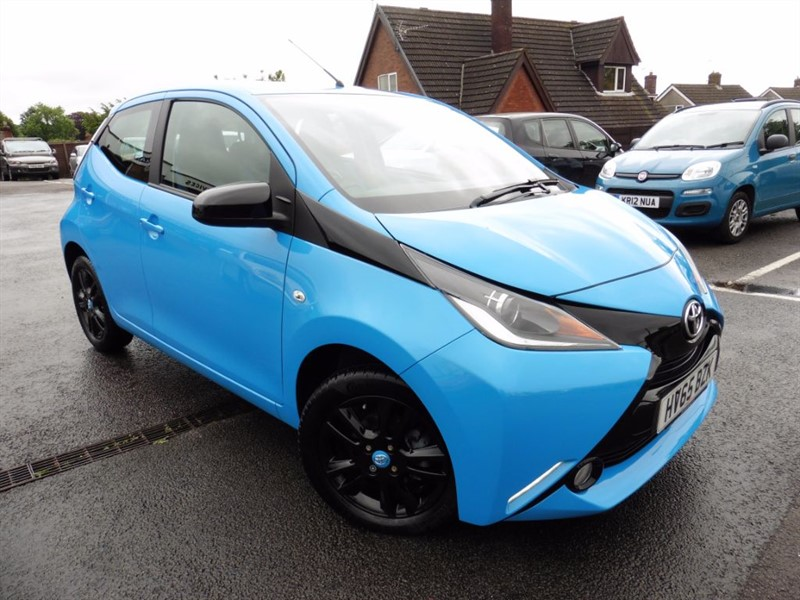used Toyota Aygo VVT-I X-CITE 2 in chepstow-wyvern