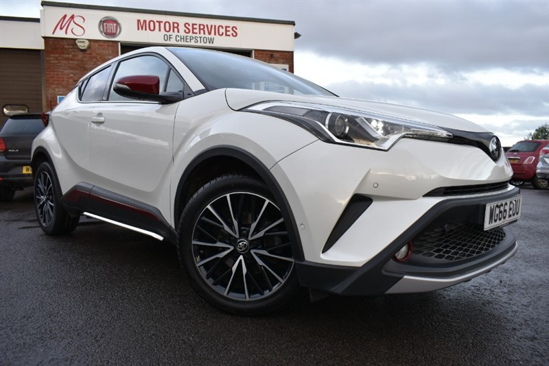 used Toyota C-HR EXCEL in chepstow