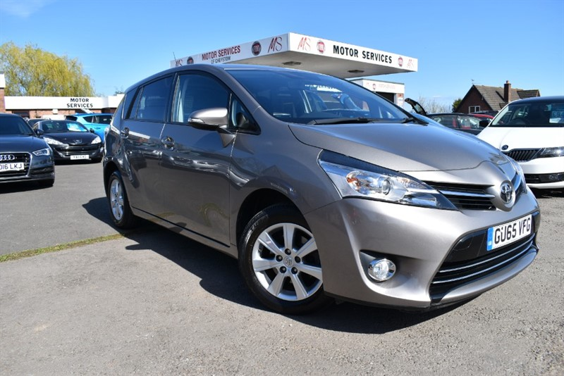 used Toyota Verso VALVEMATIC ICON in chepstow-wyvern