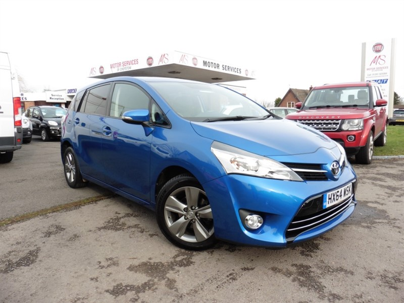 used Toyota Verso D-4D TREND in chepstow-wyvern