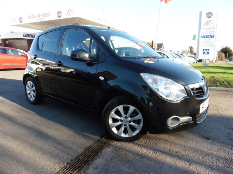 used Vauxhall Agila SE in chepstow-wyvern