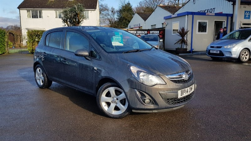 used Vauxhall Corsa SXI AC in chepstow-wyvern