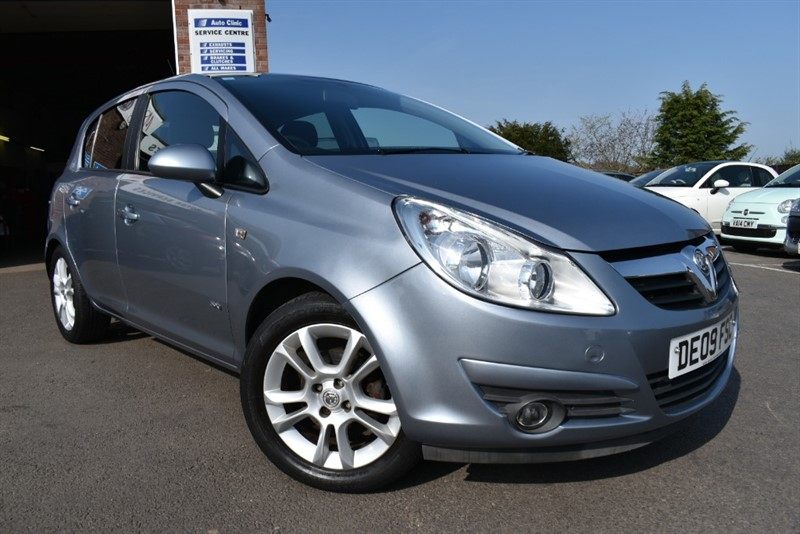 used Vauxhall Corsa SXI AC 16V in chepstow-wyvern