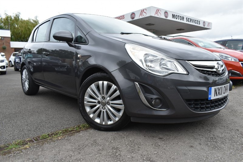 used Vauxhall Corsa SE in chepstow