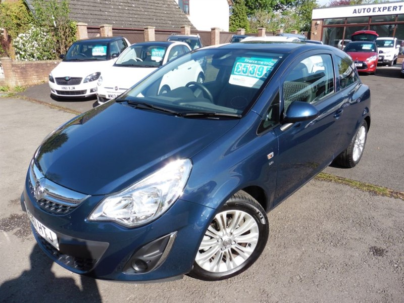 used Vauxhall Corsa SE in chepstow-wyvern
