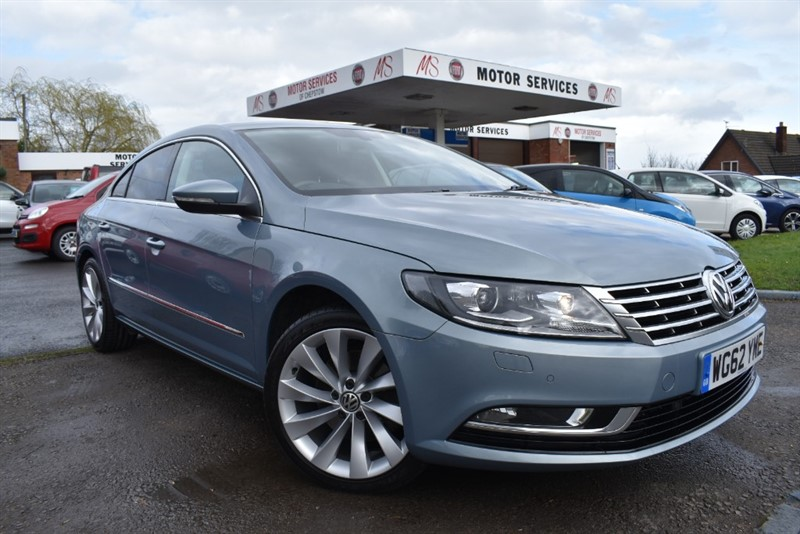 used VW CC GT TDI BLUEMOTION TECHNOLOGY DSG in chepstow-wyvern