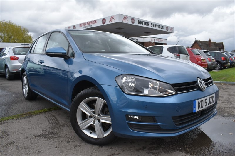 used VW Golf MATCH TSI BLUEMOTION TECHNOLOGY DSG in chepstow-wyvern