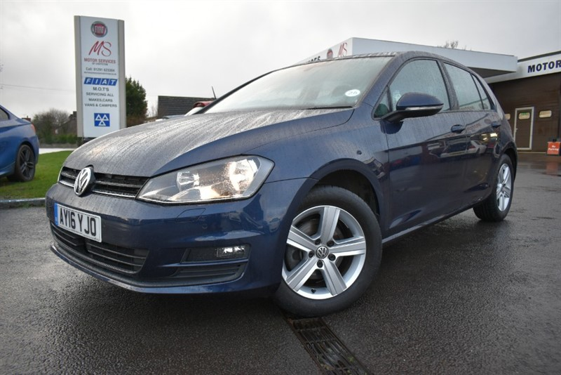 used VW Golf MATCH EDITION TSI BMT in chepstow-wyvern