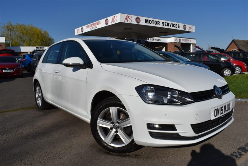 used VW Golf MATCH TSI BLUEMOTION TECHNOLOGY in chepstow-wyvern