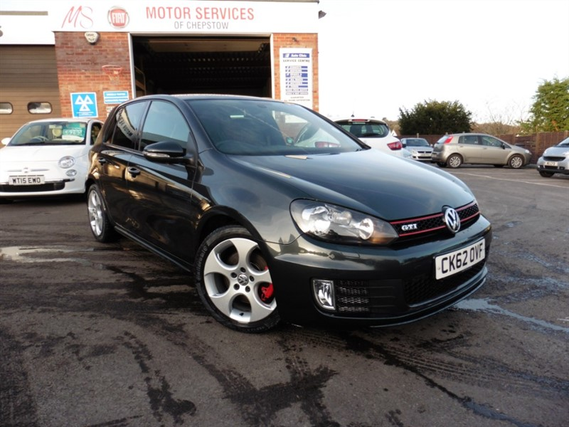 used VW Golf GTI in chepstow-wyvern