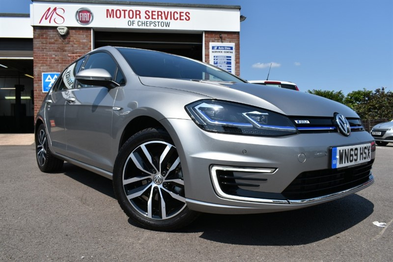 used VW Golf E-GOLF in chepstow