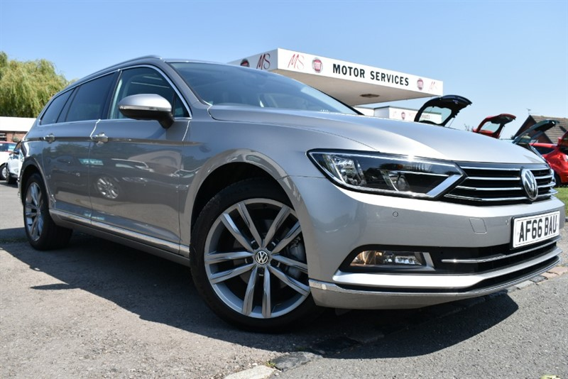 used VW Passat GT TDI BLUEMOTION TECHNOLOGY DSG in chepstow
