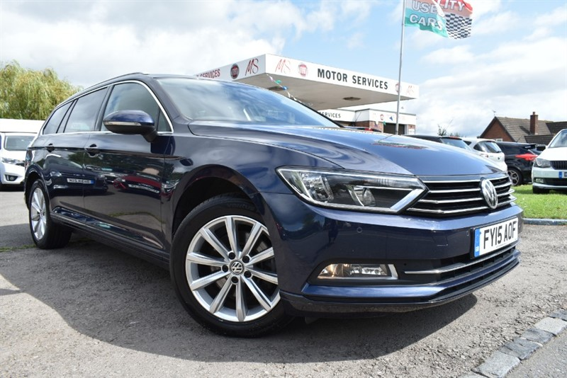 used VW Passat SE BUSINESS TDI BLUEMOTION TECHNOLOGY in chepstow-wyvern