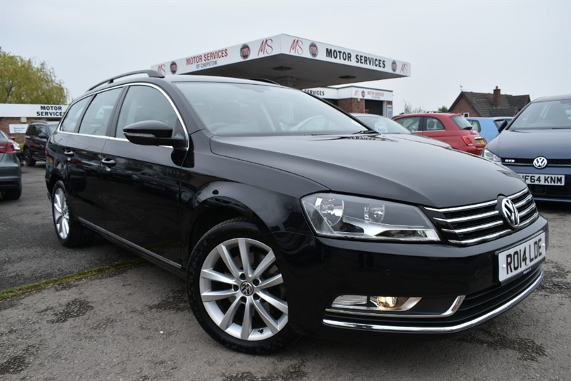 used VW Passat EXECUTIVE TDI BLUEMOTION TECHNOLOGY DSG in chepstow-wyvern
