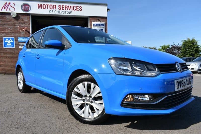 used VW Polo SE TSI in chepstow-wyvern