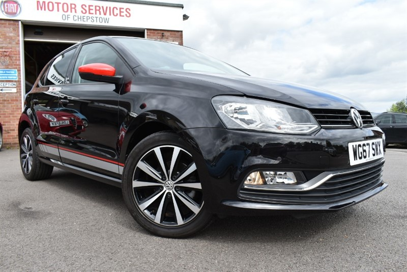 used VW Polo BEATS TSI in chepstow