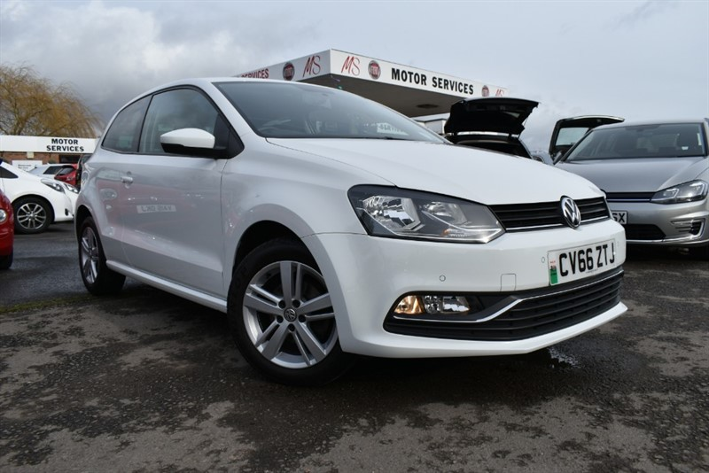 used VW Polo MATCH TSI in chepstow-wyvern