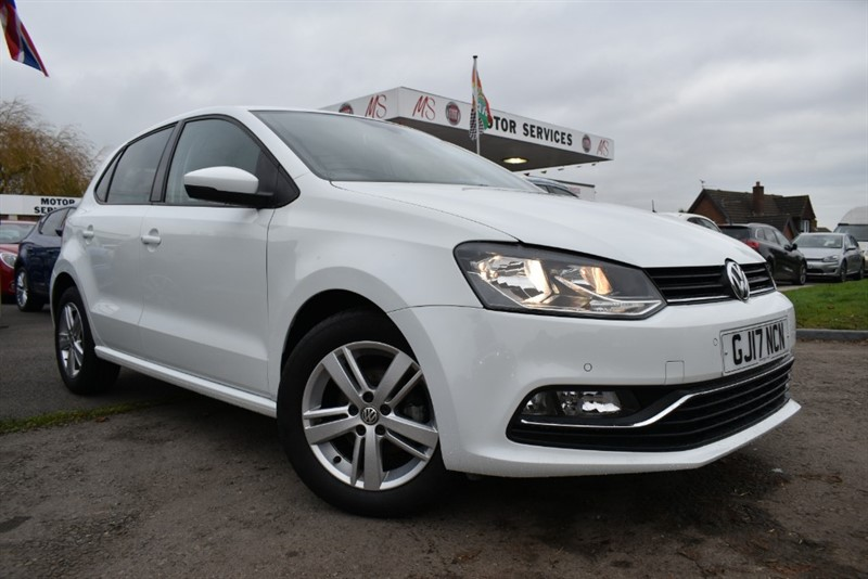 used VW Polo MATCH EDITION TSI DSG in chepstow