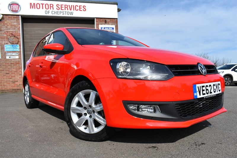 used VW Polo MATCH in chepstow-wyvern