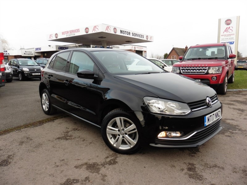 used VW Polo MATCH EDITION TSI DSG in chepstow-wyvern