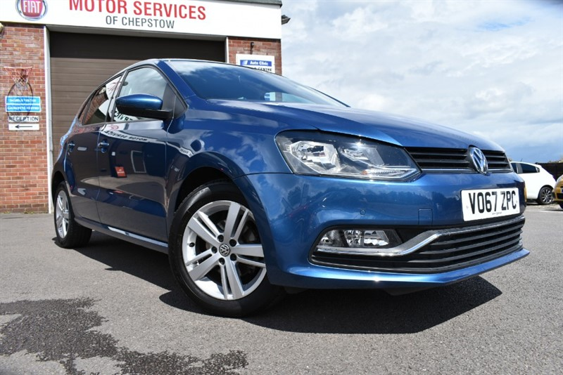 used VW Polo MATCH EDITION TSI in chepstow