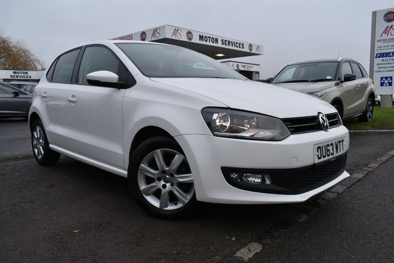 used VW Polo MATCH EDITION in chepstow-wyvern