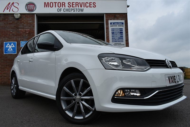 used VW Polo SE DESIGN TSI in chepstow