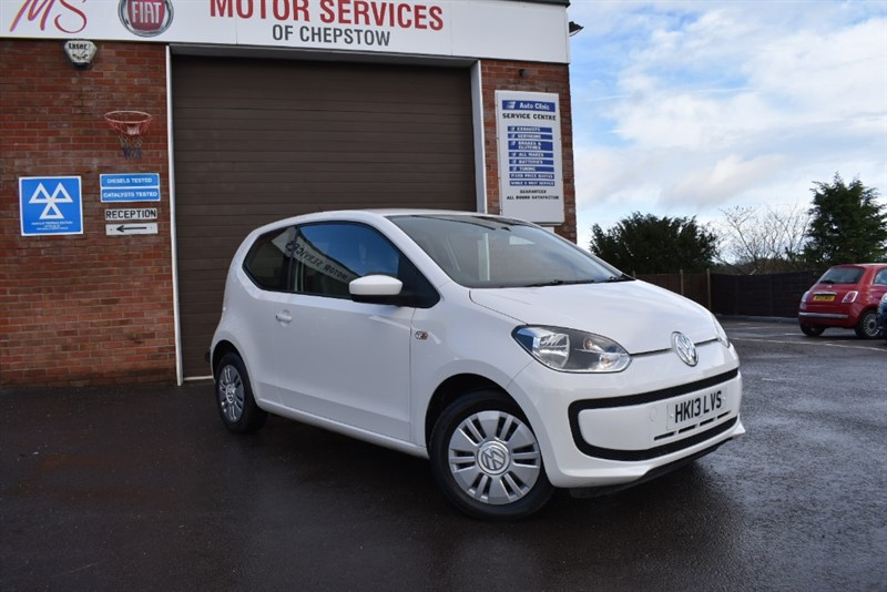 used VW Up MOVE UP in chepstow-wyvern