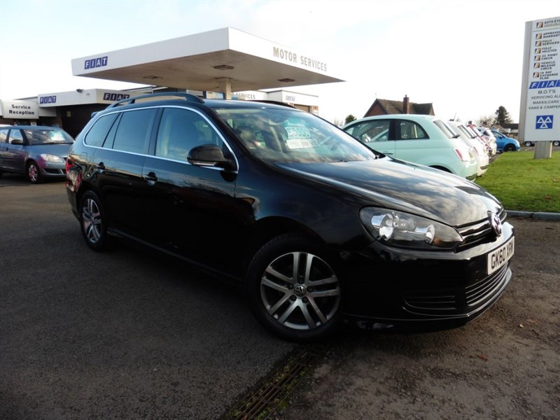 used VW Golf SE TDI in chepstow-wyvern