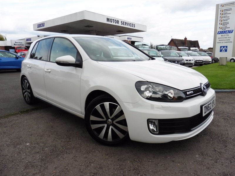 used VW Golf GTD TDI in chepstow-wyvern