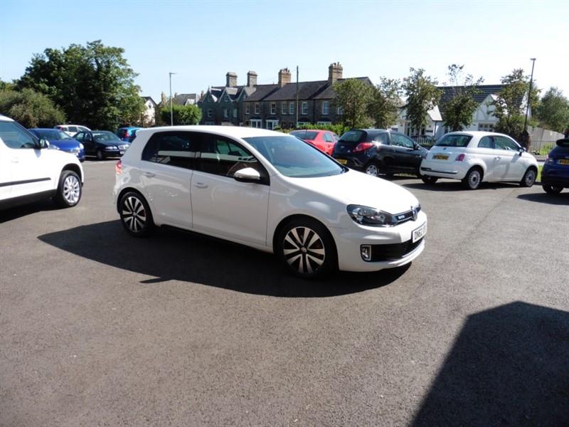 used VW Golf GTD TDI in chepstow-wyvern