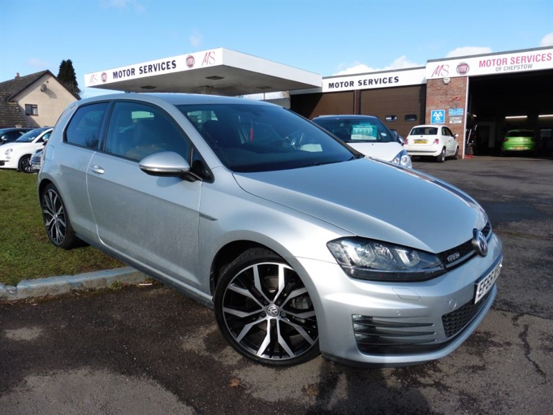 used VW Golf GTD in chepstow-wyvern