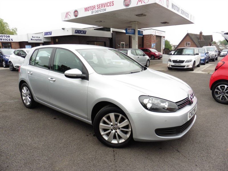 used VW Golf MATCH TDI in chepstow-wyvern