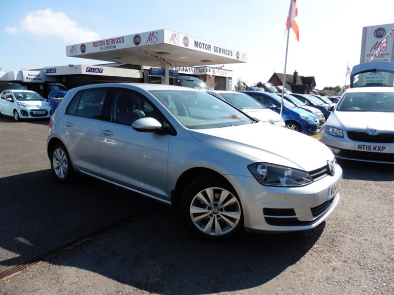 used VW Golf SE TSI BLUEMOTION TECHNOLOGY DSG in chepstow-wyvern
